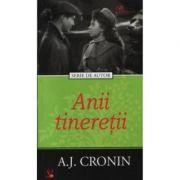 Anii tineretii - A. J. Cronin