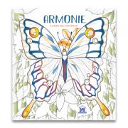 Armonie: Carte de colorat - 28 de file detasabile