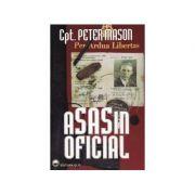 Asasin oficial - Peter Mason