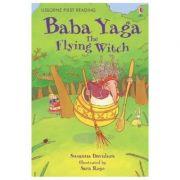 Baba Yaga the Flying Witch - Susanna Davidson, Sara Rojo