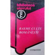 Basme culte romanesti