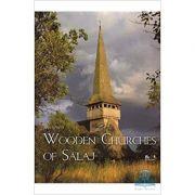 Biserici de lemn din Salaj (Lb. Engleza) - Ana Barca