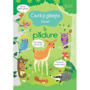 Cauta si gaseste. In padure (Usborne) - Usborne Books