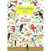 Cauta si gaseste. La Zoo (Usborne) - Usborne Books