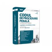 Codul de procedura penala si legislatie conexa 2021. Editie PREMIUM - Dan Lupascu