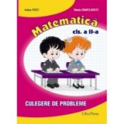 Culegere de matematica clasa a II a - Maria Dimulescu, Adina Nita
