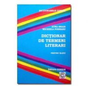 Dictionar de termeni literari - Michiela Poenaru, Aura Brais