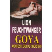 Goya. Anevoiosul drum al cunoasterii - Lion Feuchtwanger