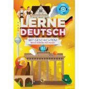 Invata germana prin povesti - Helga Herman