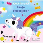 Joaca-te cu noi. Fiinte magice (Quarto) - Marta Sorte