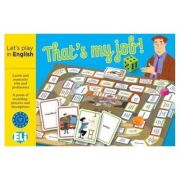 Let's play in English - That's my job! A2