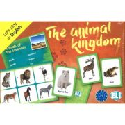 Let's play in English - The animal kingdom A1-A2