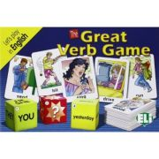 Let's play in English - The Great Verb Game A2-B1