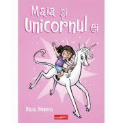 Maia si unicornul ei - Dana Simpson