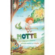 Motte, mica vrajitoare a mlastinii salveaza castelul spiridusilor - Dirk Hennig
