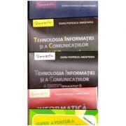 Pachet Tehnologia Informatiei si a Comunicatiilor clasele V- VIII + SCRATCH+ INFORMATICA PENTRU GIMNAZIU