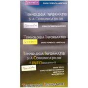 Pachet Tehnologia Informatiei si a Comunicatiilor & Informatica - Manuale pentru clasele V, VI, VII si VIII