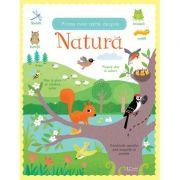 Prima mea carte despre natura (Usborne) - Usborne Books