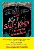 Sally Jones. Maimuta criminalului - Jakob Wegelius