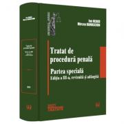 Tratat de procedura penala. Partea speciala. Editia a 3-a - Ion Neagu, Mircea Damaschin