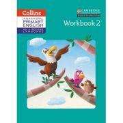 Cambridge International Primary English as a Second Language, Workbook Stage 2 - Daphne Paizee