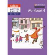 Cambridge International Primary English as a Second Language, Workbook Stage 4 - Jennifer Martin