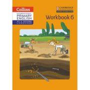 Cambridge International Primary English as a Second Language, Workbook Stage 6 - Kathryn Gibbs, Sandy Gibbs, Robert Kellas