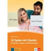 55 Spiele mit Chunks. für Partner-, Gruppen- und Plenumsarbeit - Eveline Schwarz