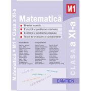 Matematica M1 - Culegere de probleme pentru clasa a XI-a - Marius Burtea