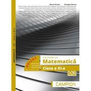 Culegere de matematica M2. Clasa a XI-a - Marius Burtea