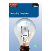 Amazing People ELT Readers. Amazing Inventors A2. Adapted - Silvia Tiberio