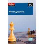 Amazing People ELT Readers. Amazing Leaders A2. Adapted - Silvia Tiberio