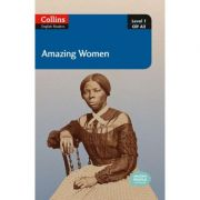 Amazing People ELT Readers. Amazing Women A2. Adapted - Helen Parker