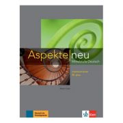 Aspekte neu B1 plus, Intensivtrainer. Mittelstufe Deutsch - Marion Lütke