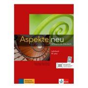 Aspekte neu B1 plus, Lehrbuch. Mittelstufe Deutsch - Ute Koithan, Tanja Mayr-Sieber