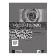 Aspekte neu B2, Lehrerhandbuch mit digitaler Medien-DVD-ROM. Mittelstufe Deutsch - Birgitta Fröhlich