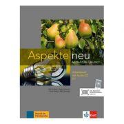 Aspekte neu C1, Arbeitsbuch mit Audio-CD. Mittelstufe Deutsch - Ute Koithan, Helen Schmitz, Tanja Sieber