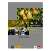 Aspekte neu C1, Intensivtrainer mit Prufungstraining DSH und TestDaF. Mittelstufe Deutsch - Marion Lütke