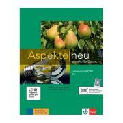 Aspekte neu C1, Lehrbuch mit DVD. Mittelstufe Deutsch - Ute Koithan, Helen Schmitz, Tanja Sieber