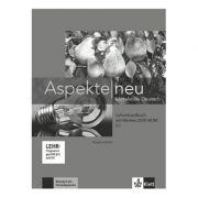 Aspekte neu C1, Lehrerhandbuch mit digitaler Medien-DVD-ROM. Mittelstufe Deutsch - Birgitta Fröhlich