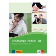 Berufspraxis Deutsch, Fertigkeitentrainer mit Audio-CD - Graziella Guenat