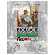Biologie. Manual pentru clasa a IX-a - Ioana Arinis