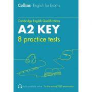 Cambridge English, Practice Tests for A2 Key (KET) - Sarah Jane Lewis, Patrick McMahon