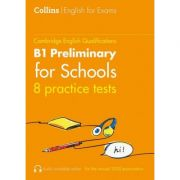 Cambridge English, Practice Tests for B1 Preliminary for Schools (PET) (Volume 1) - Peter Travis