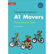 Cambridge English Qualifications. Practice Tests for A1 Movers - Anna Osborn
