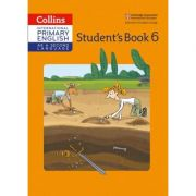 Cambridge International Primary English as a Second Language, Student's Book Stage 6 - Kathryn Gibbs, Sandy Gibbs and Robert Kellas