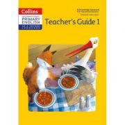 Cambridge International Primary English as a Second Language, Teacher Guide Stage 1 - Daphne Paizee