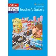 Cambridge International Primary English as a Second Language, Teacher Guide Stage 3 - Jennifer Martin
