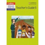 Cambridge International Primary English as a Second Language, Teacher Guide Stage 5 - Kathryn Gibbs, Sandy Gibbs and Robert Kellas