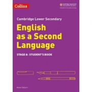 Cambridge Lower Secondary English as a Second Language, Student's Book: Stage 8 - Anna Osborn